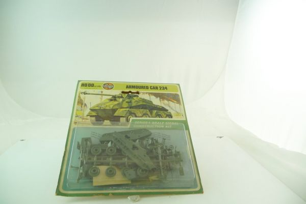 Airfix 1:72 Armoured Car 234, Series 1 Scale Model Construction Kit - OVP