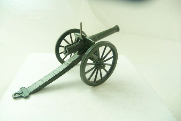 Britains Gun (length 10 cm) - condition see photos