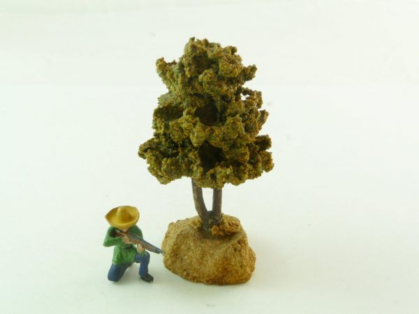 Tree for 4 cm figures (suitable for Elastolin / Merten figures)