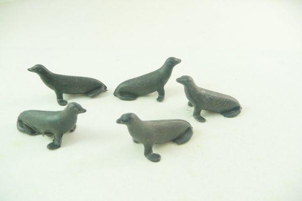 Britains 5 seals