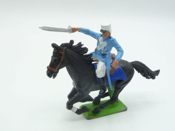 Britains Deetail Foreign legionnaire riding, storming with sabre