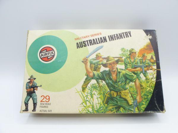 Airfix 1:32 Australian Infantry - box see photos