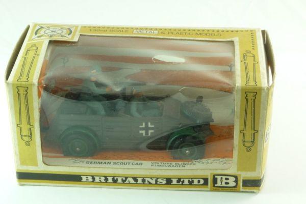Britains Deetail Kübelwagen Deutsche Nr. 9783, frühe Version - OVP
