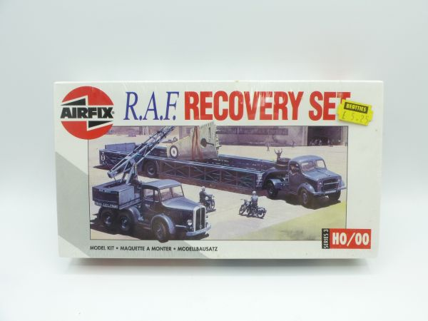 Airfix 1:72 R.A.F. Recovery Set, No. 3305 - orig. packaging, shrink wrapped