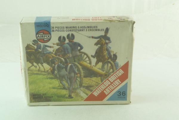 Airfix 1:72 Waterloo British Artillery No. 01746-2 - orig. packing, sealed