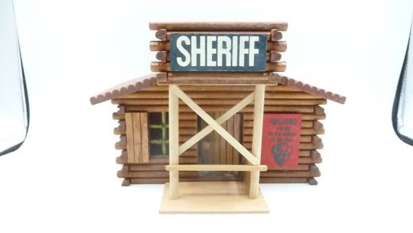 Oehme+Söhne Sheriff house - used but good condition, see photos