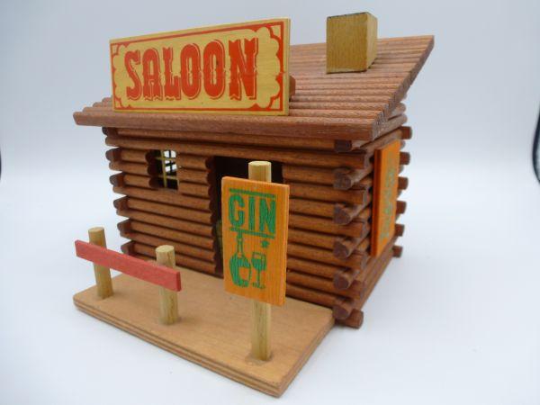 Oehme+Söhne Saloon, 2-teilig - selten, schönes Gebäude, s. Fotos
