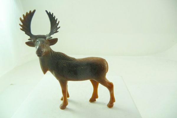 Bergen Toy Elch, Länge 6 cm