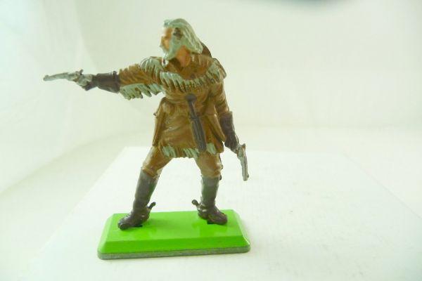 Britains Deetail US-Kavallerie / 7. Kavallerie; Buffalo Bill mit 2 Pistolen
