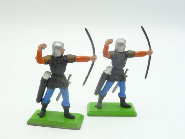 Britains Deetail 2 Norman archers