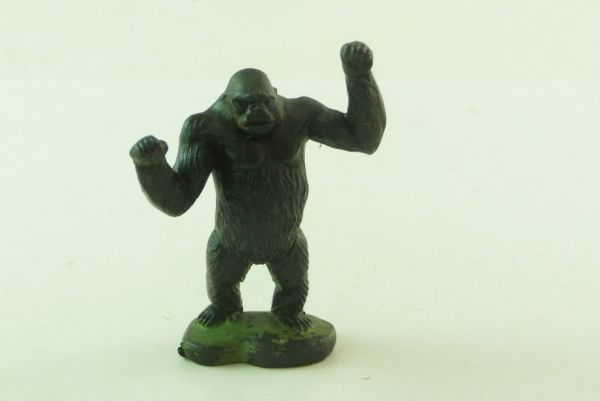 Britains Gorilla stehend, Nr. 1372, 1. Version