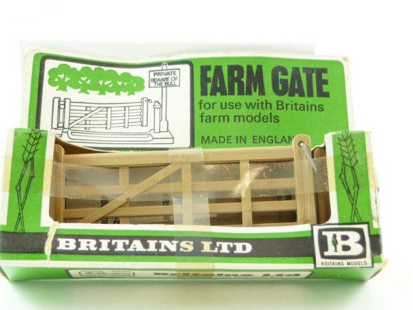 """Britains Farm Series """"Farm Gate"""", Nr. 1731 - OVP, unbespielt"""