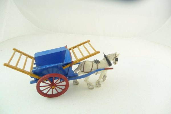 Britains Deetail Horse-drawn carriage with loading/unloading function - beautiful item