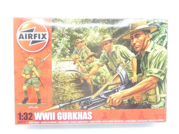 Airfix 1:32 WW II Gurkhas, Nr. 02719 - OVP, Box versiegelt