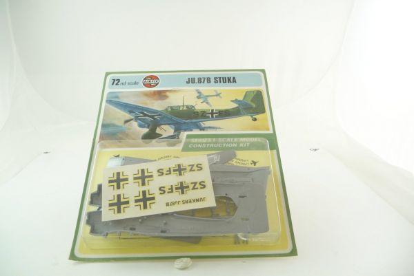 Airfix 1:72 JU.87B STUKA, Series 1 Model Construction Kit - orig. packing, complete