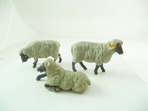 Britains 3 sheep in different positions