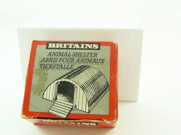 Britains Farm / Zoo Series - Animal Shelter, No. 4704 - orig. packing