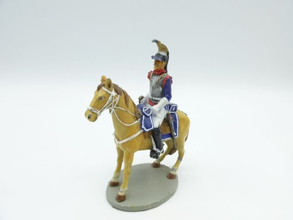 Napoleonic soldier (similar to del Prado), total height approx. 7 cm