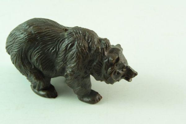 Britains Brown bear walking, No. 1336, dark-brown
