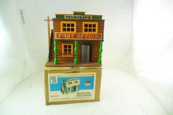 Plasty Rare post office, No. 4705 - very rare orig. packaging