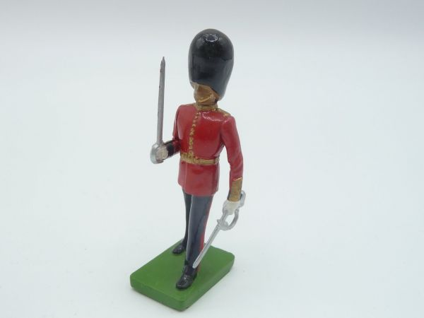 Britains Deetail (Metal) Scots Guard, soldier with sabre