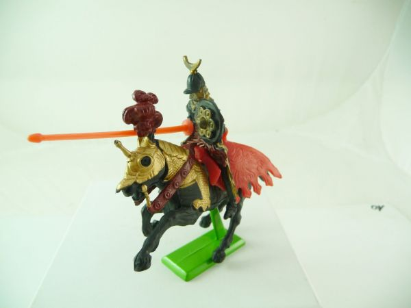 Britains Deetail Türke / Sarazene zu Pferd mit Lanze