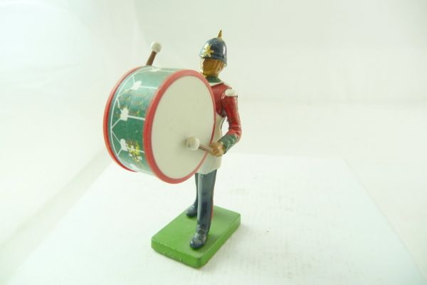 Britains Deetail Musician with big drum