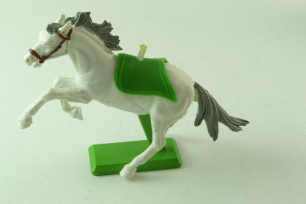 Britains Deetail Horse with rare neon green saddlecloth