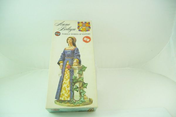 Airfix 1:72 Anne Boleyn 1:12 model kit, No. 03542-8 - orig. packaging, complete