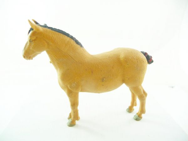 Britains Heavy horse, light-brown