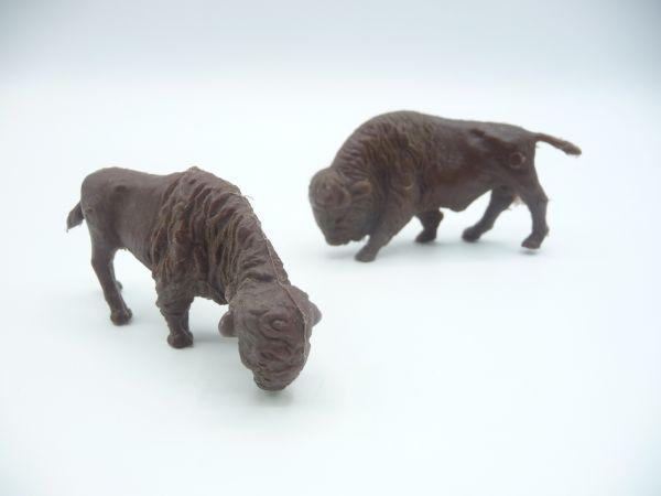 Domplast 2 Büffel, dunkelbraun