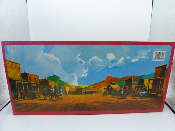 Jean Blister box with four-horse stagecoach - unused figures