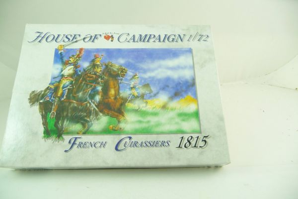 A Call to Arms 1:72 House of Campaign: French Cuirassiers 1815, Nr. 51