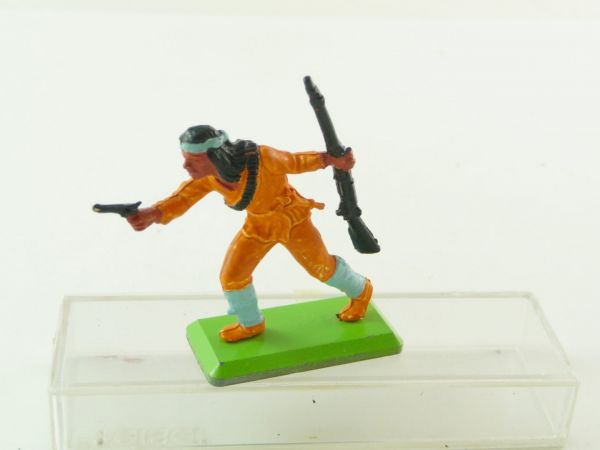 Britains Deetail Apache with rifle and pistol (variation)