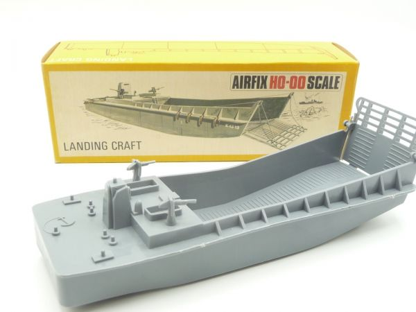 Airfix H0-00 Scale Landing Craft, No. 1658 - orig. packaging