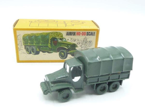 Airfix H0-00 Scale 6x6 Truck, No. 1655 - orig. packaging