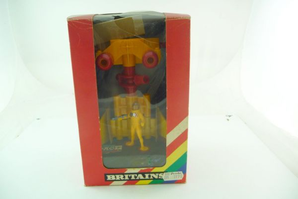 Britains Deetail Stargard Space Cannon / Weltraumkanone, Nr. 9115 - OVP