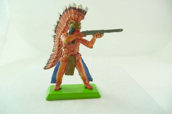Britains Deetail Indian standing firing