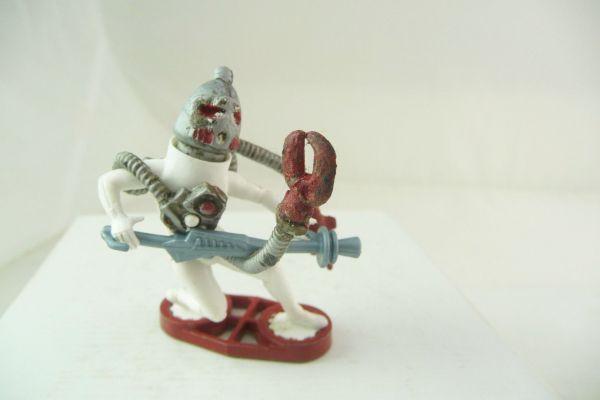 Britains Deetail Space Series: Force Cyborg - selten, sehr guter Zustand