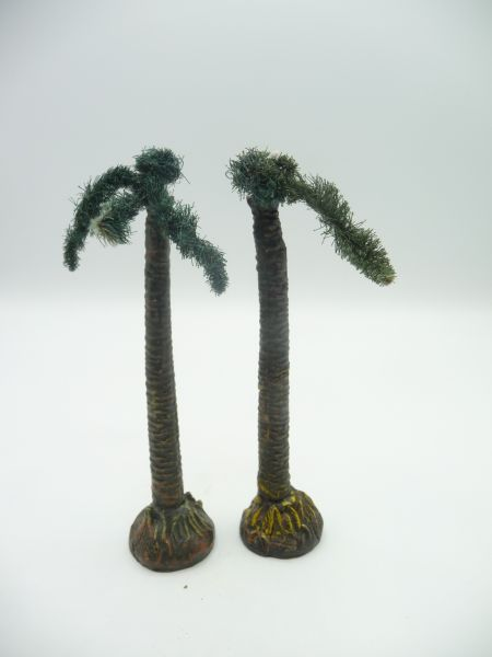 Fischer 2 Palmen - Blätter nicht komplett, s. Fotos