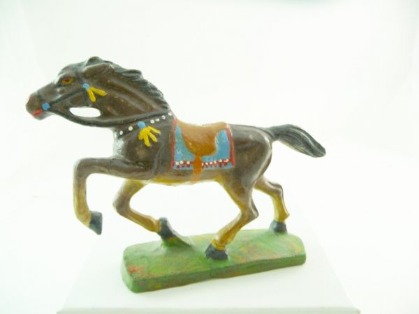 Bayer Cowboy's horse - great painting