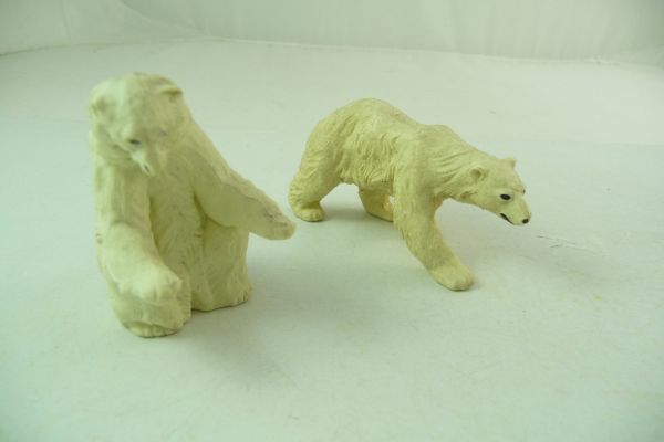 Britains 2 polar bears, 1st version