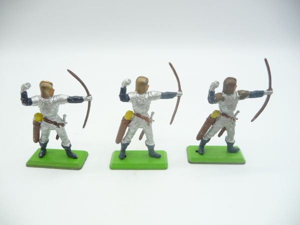 Britains Deetail 3 archers