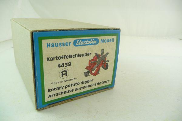 Elastolin 7 cm Potato spinner, No. 4439 - orig. packaging, top condition, brand new