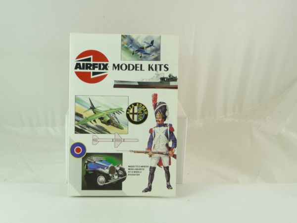 Airfix Small folded leaflet (12 pages) - unlabelled