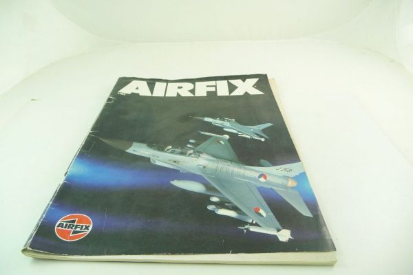 Airfix Catalogue 1982, DIN A4, 64 coloured pages - cover sheet loose
