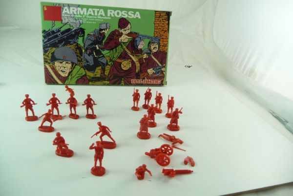 Atlantic 1:72 Armata Rossa, Nr. 54 (23 Teile) - OVP, lose, Box guter Zustand