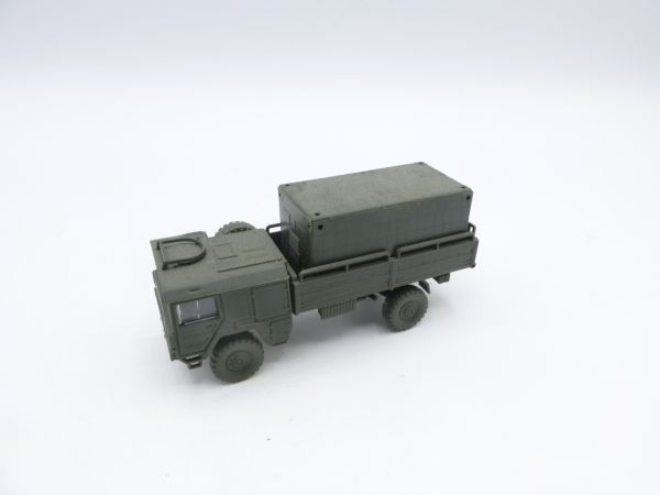 Roskopf MAN 5 to. with container (RRM 1:87 / 1:100)