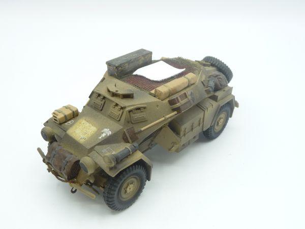 WK II German vehicle (Nazi symbol hidden), unknown manufacturer