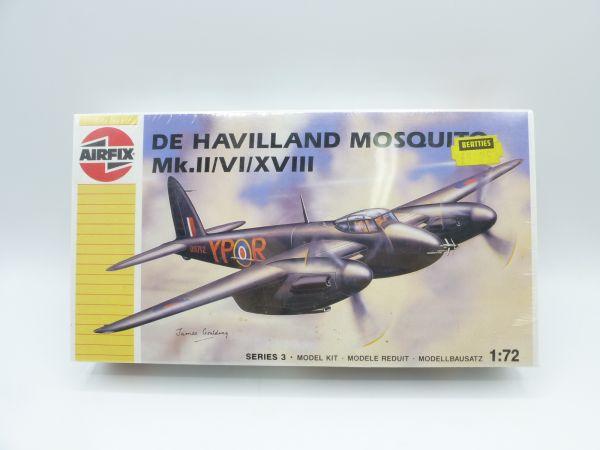 Airfix 1:72 De Havilland Mosquito MK II/VI/XVIII, No. 3019 - orig. packaging